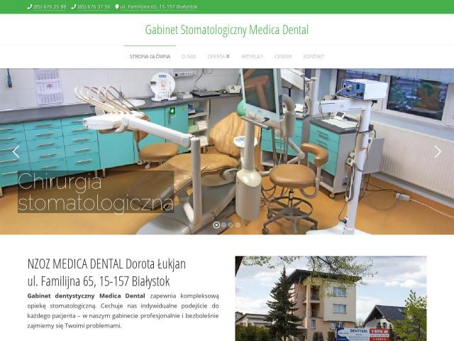 https://medicadental.pl/